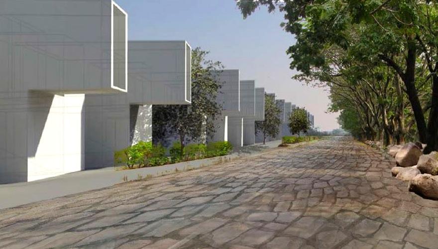 Puppalguda- Luxury Villa Hyderabad | Interior Design by